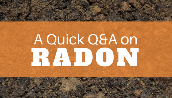 Q&A on Radon